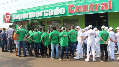 Photo of Supermercado Central inaugura com grande público