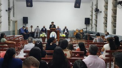Photo of PASTOR JOSÉ MEIRA ASSUME A ASSEMBLEIA DE DEUS DE JAPORÃ